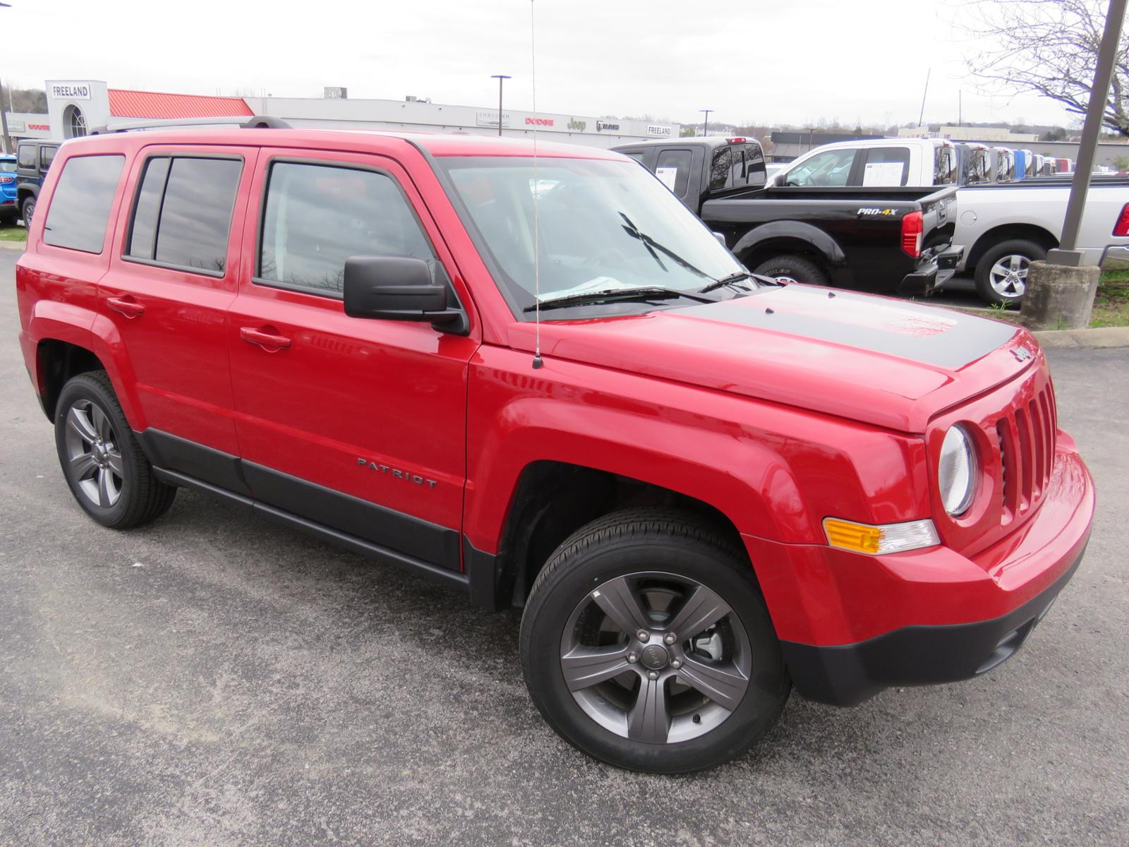 New 2017 Jeep Patriot Sport Se
