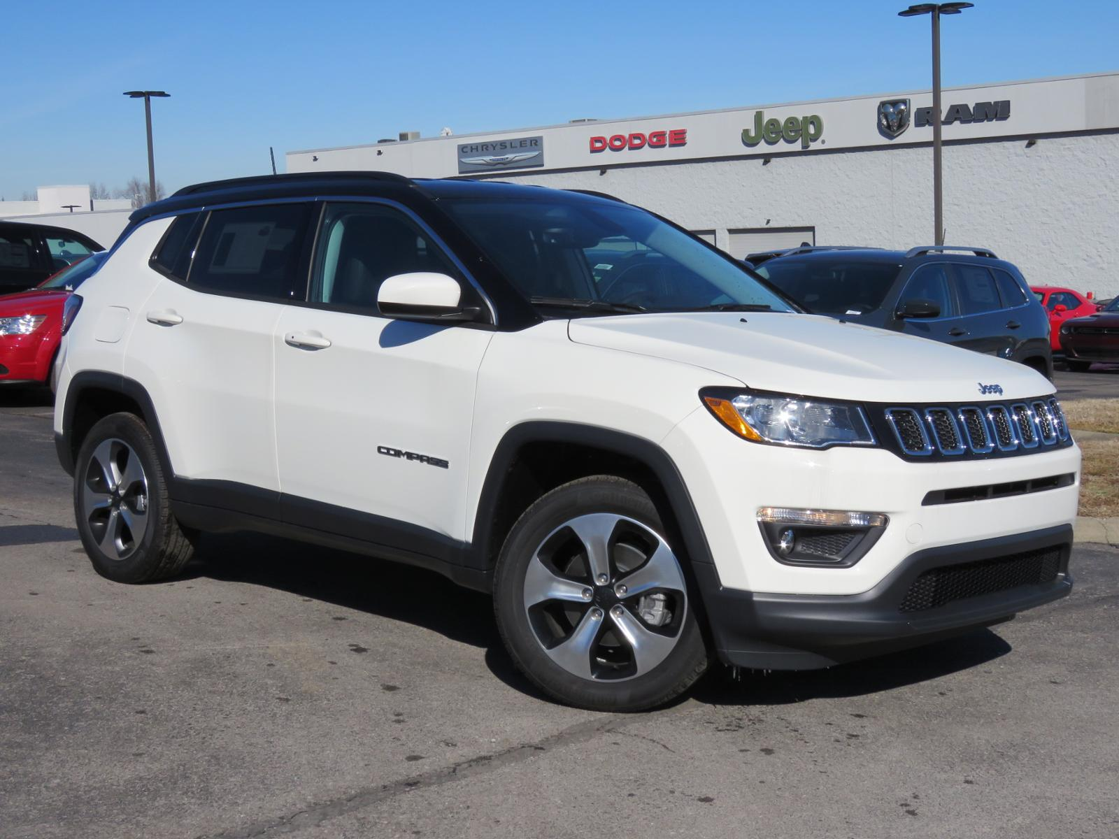 new 2018 jeep compass latitude sport utility c1362 freeland auto. Black Bedroom Furniture Sets. Home Design Ideas